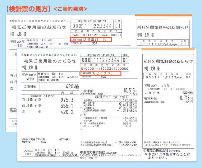 東京電力 お客様番号